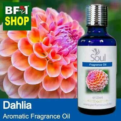 Aromatic Fragrance Oil (AFO) - Dahlia - 50ml