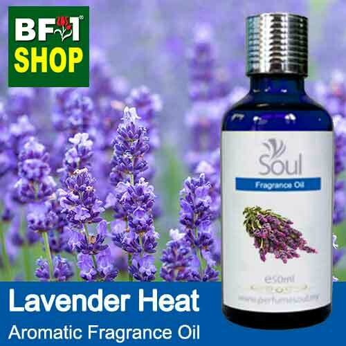 Aromatic Fragrance Oil (AFO) - Lavender Heat - 50ml