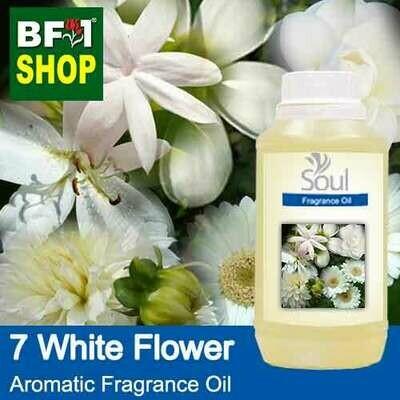 Aromatic Fragrance Oil (AFO) - 7 White Flowers - 250ml