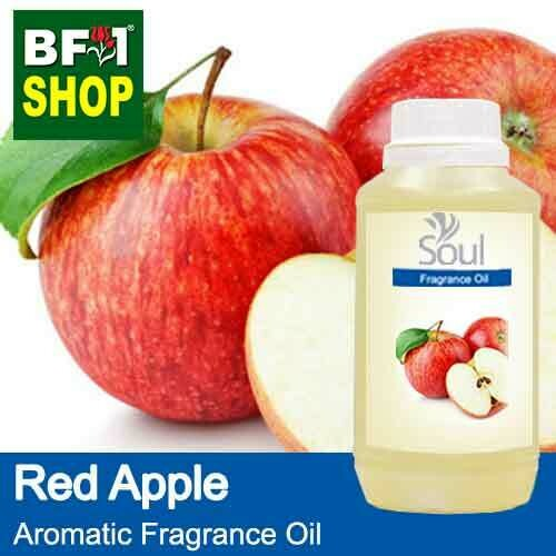 Aromatic Fragrance Oil (AFO) - Apple Red Apple - 250ml