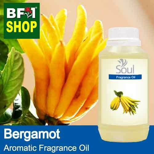 Aromatic Fragrance Oil (AFO) - Bergamot - 250ml