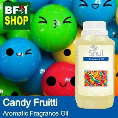 Aromatic Fragrance Oil (AFO) - Candy Fruitti - 250ml