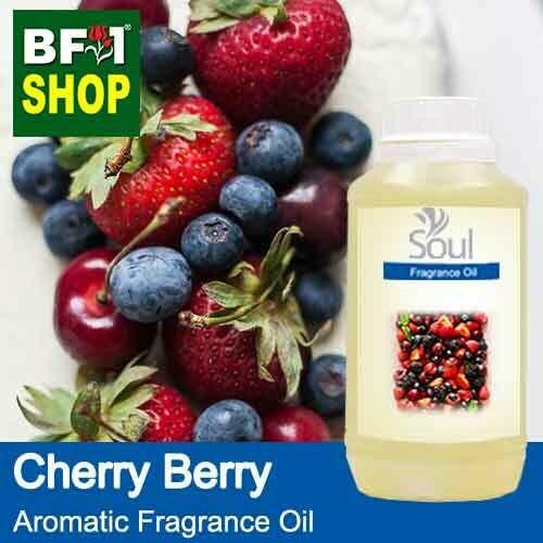 Aromatic Fragrance Oil (AFO) - Cherry Berry - 250ml