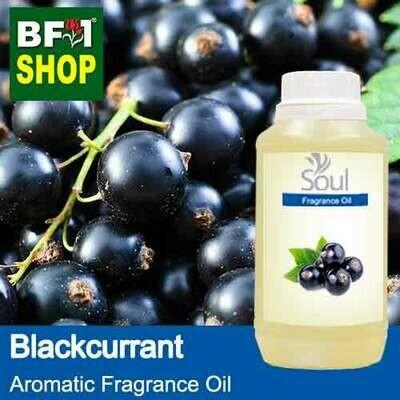 Aromatic Fragrance Oil (AFO) - Blackcurrant - 250ml