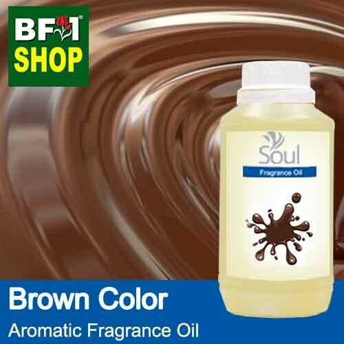 Aromatic Fragrance Oil (AFO) - Brown Color - 250ml