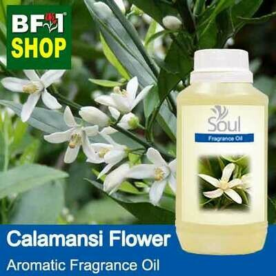 Aromatic Fragrance Oil (AFO) - Calamansi Flower - 250ml