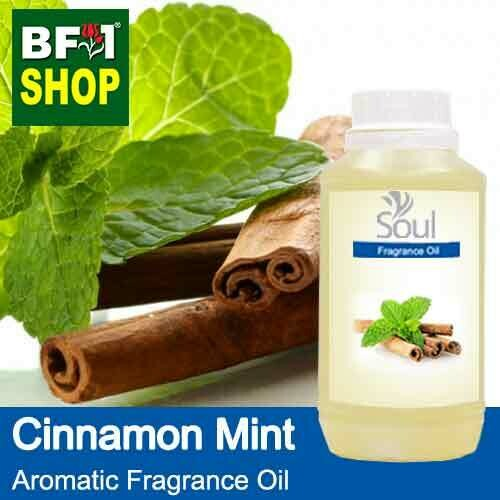 Aromatic Fragrance Oil (AFO) - Cinnamon Mint - 250ml