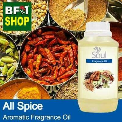 Aromatic Fragrance Oil (AFO) - All Spice - 250ml