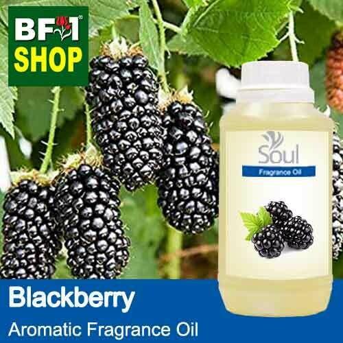 Aromatic Fragrance Oil (AFO) - Blackberry - 250ml