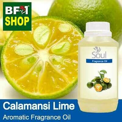 Aromatic Fragrance Oil (AFO) - Calamansi Lime - 250ml