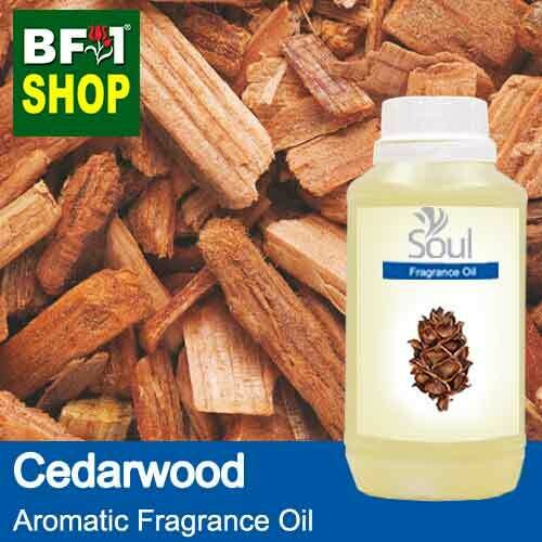 Aromatic Fragrance Oil (AFO) - Cedarwood - 250ml