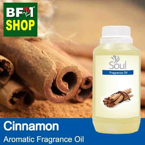Aromatic Fragrance Oil (AFO) - Cinnamon - 250ml