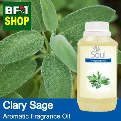 Aromatic Fragrance Oil (AFO) - Clary Sage - 250ml