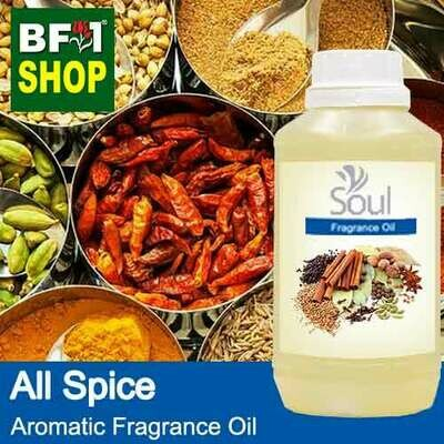 Aromatic Fragrance Oil (AFO) - All Spice - 500ml