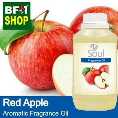 Aromatic Fragrance Oil (AFO) - Apple Red Apple - 500ml