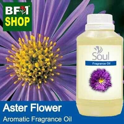 Aromatic Fragrance Oil (AFO) - Aster Flower - 500ml