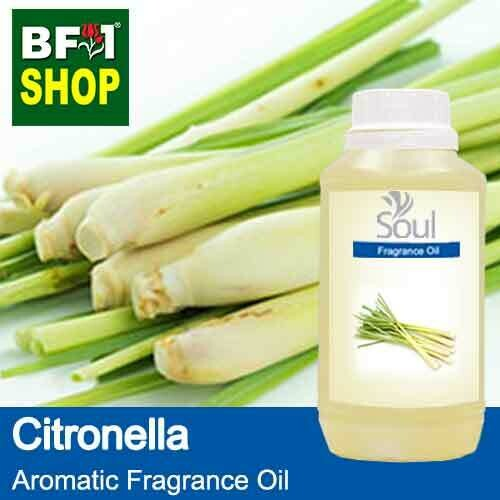 Aromatic Fragrance Oil (AFO) - Citronella Java Citronella - 250ml
