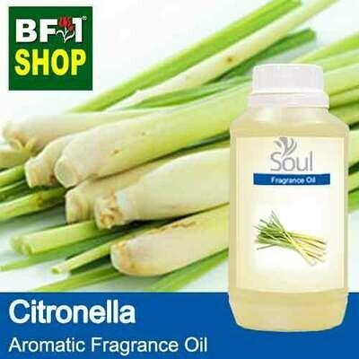 Aromatic Fragrance Oil (AFO) - Citronella Java Citronella - 250ml