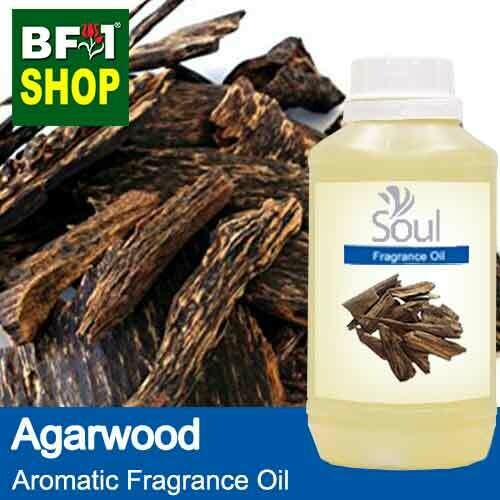 Aromatic Fragrance Oil (AFO) - Agarwood - 500ml