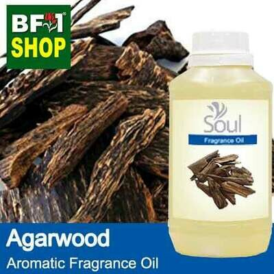 Aromatic Fragrance Oil (AFO) - Agarwood - 500ml