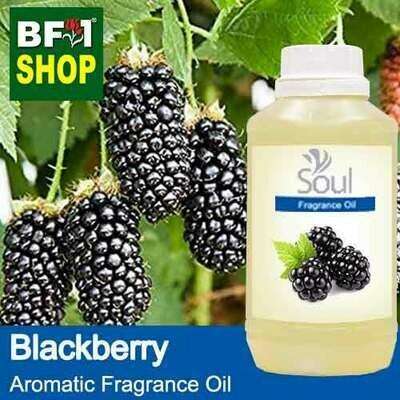 Aromatic Fragrance Oil (AFO) - Blackberry - 500ml
