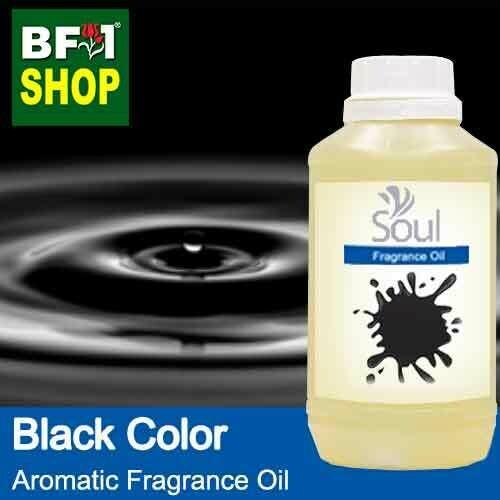 Aromatic Fragrance Oil (AFO) - Black Color - 500ml