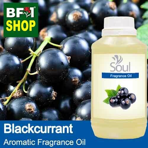 Aromatic Fragrance Oil (AFO) - Blackcurrant - 500ml