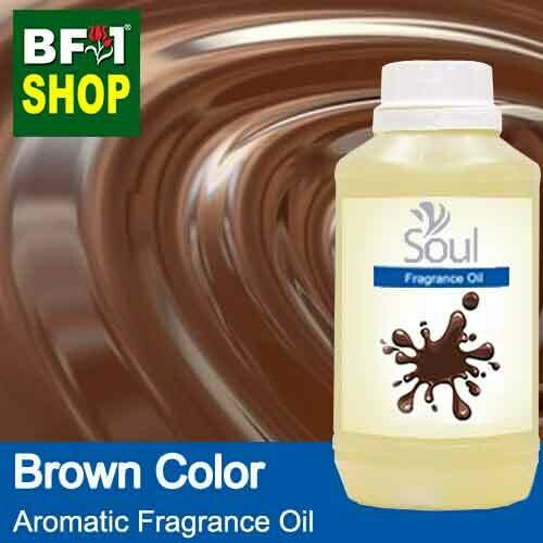 Aromatic Fragrance Oil (AFO) - Brown Color - 500ml