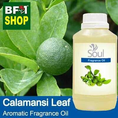 Aromatic Fragrance Oil (AFO) - Calamansi Leaf - 500ml