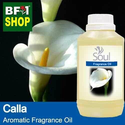 Aromatic Fragrance Oil (AFO) - Calla - 500ml