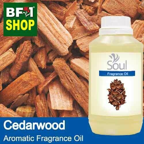 Aromatic Fragrance Oil (AFO) - Cedarwood - 500ml