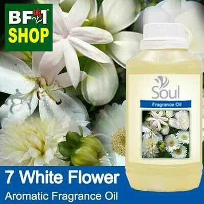 Aromatic Fragrance Oil (AFO) - 7 White Flowers - 500ml