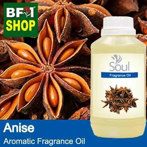 Aromatic Fragrance Oil (AFO) - Anise - 500ml