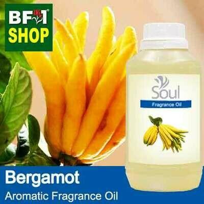 Aromatic Fragrance Oil (AFO) - Bergamot - 500ml