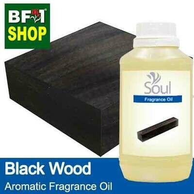 Aromatic Fragrance Oil (AFO) - Black Wood - 500ml