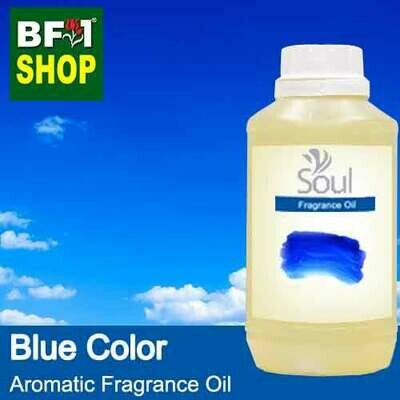 Aromatic Fragrance Oil (AFO) - Blue Color - 500ml