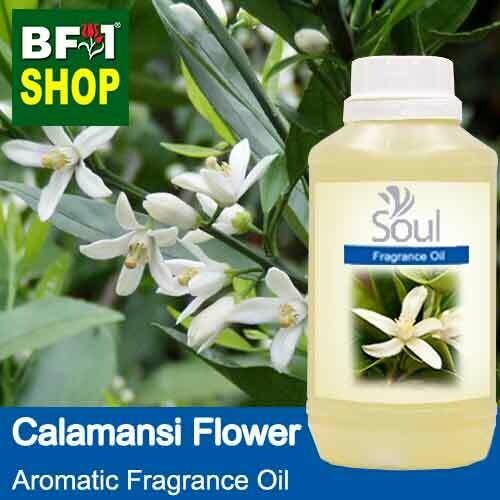 Aromatic Fragrance Oil (AFO) - Calamansi Flower - 500ml