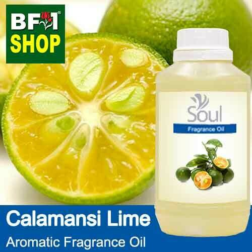 Aromatic Fragrance Oil (AFO) - Calamansi Lime - 500ml