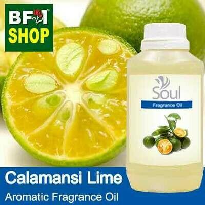 Aromatic Fragrance Oil (AFO) - Calamansi Lime - 500ml