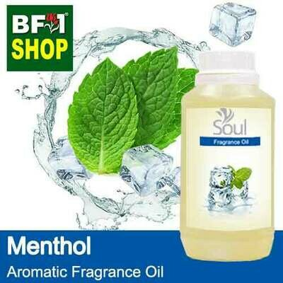 Aromatic Fragrance Oil (AFO) - Menthol - 250ml