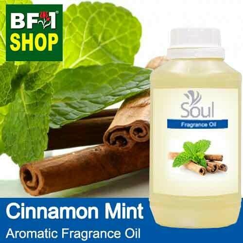 Aromatic Fragrance Oil (AFO) - Cinnamon Mint - 500ml