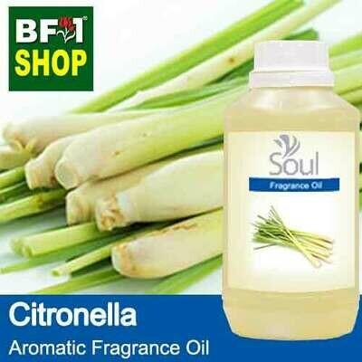 Aromatic Fragrance Oil (AFO) - Citronella - Java Citronella - 500ml