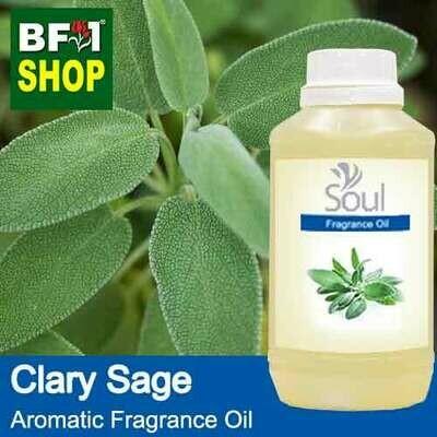 Aromatic Fragrance Oil (AFO) - Clary Sage - 500ml
