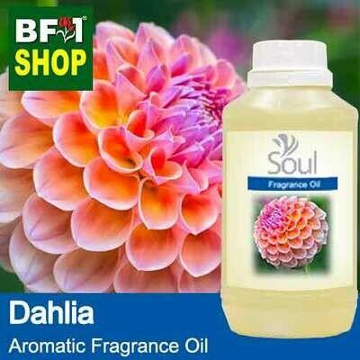 Aromatic Fragrance Oil (AFO) - Dahlia - 500ml