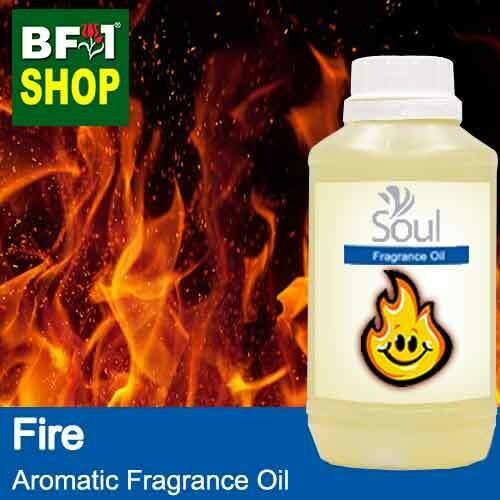 Aromatic Fragrance Oil (AFO) - Fire - 500ml