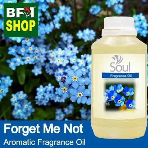 Aromatic Fragrance Oil (AFO) - Forget Me Not - 500ml