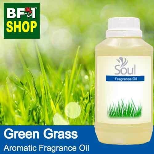 Aromatic Fragrance Oil (AFO) - Green Grass - 500ml