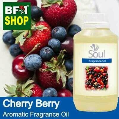 Aromatic Fragrance Oil (AFO) - Cherry Berry - 500ml