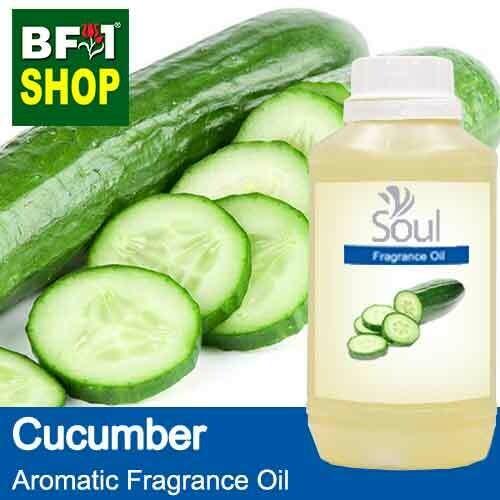 Aromatic Fragrance Oil (AFO) - Cucumber - 500ml