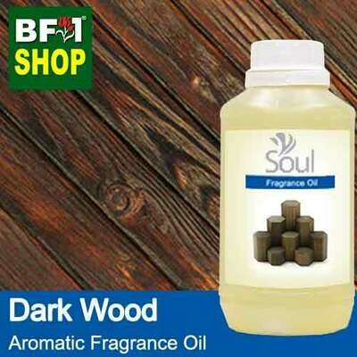 Aromatic Fragrance Oil (AFO) - Darkwood - 500ml